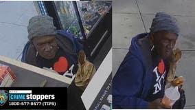 'Hamburglar' steals McDonald's workers credit cards, buys meal