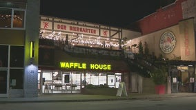 'It all happened over cheese eggs': Waffle House waitress allegedly pulled gun on customer