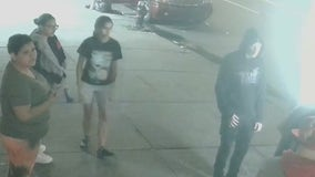 8 suspects wanted after slashing man in violent Bronx robbery