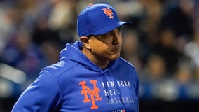 Luis Rojas out as manager of New York Mets