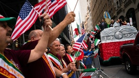 Columbus Day vs. Indigenous Peoples' Day tension and controversy