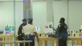Manhattan Apple store guard stabbed over mask policy: NYPD