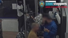 SHOCKING VIDEO: Man shot while getting haircut in the Bronx