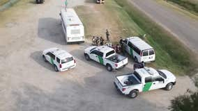 U.S. border arrests soar to record level, report says
