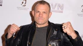 UFC legend Chuck Liddell arrested for domestic violence in Hidden Hills