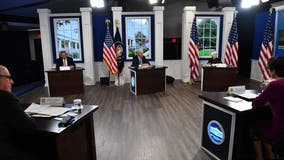 Biden stresses consequences of failing to raise debt ceiling in meeting with CEOs