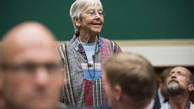 Megan Rice, nun imprisoned over peace activism, dies at 91