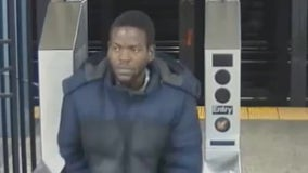Man wanted in glass bottle attack inside subway station