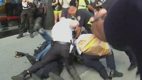 Review board wants 65 NYPD officers disciplined for misconduct during BLM protests