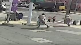 Shocking: Man pulls toddler off street in the Bronx
