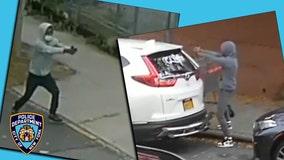 VIDEO: Shootout near school in Bronx