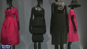 Inside look at Christian Dior exhibition at Brooklyn Museum