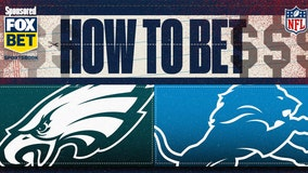 NFL odds: How to bet Eagles vs. Lions, point spread, more