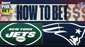 NFL odds: How to bet Jets vs. Patriots, point spread, more