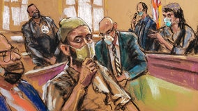 Former Taliban commander appears in NYC court on charges of killing American troops