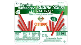 Salmonella outbreak linked to salami sticks sold at Trader Joe's, CDC says