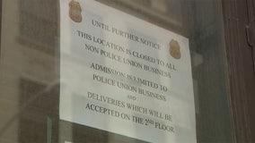 FBI raids offices of NYC police sergeants union