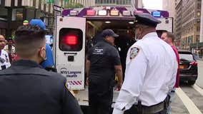 Man shot at Times Square subway station