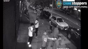 Wild NYC shooting caught on camera