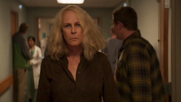 Review: 'Halloween Kills' is more of the same old blood splatter
