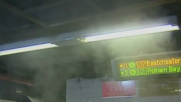 Airborne terrorism threat test includes releasing non-toxic gas into subway system