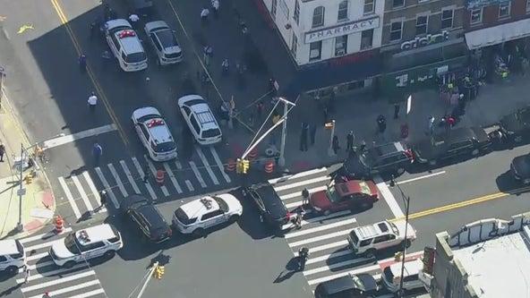 4 men shot on busy street in East Flatbush