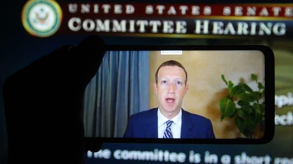 Senator asks Zuckerberg to testify about Instagram, kids