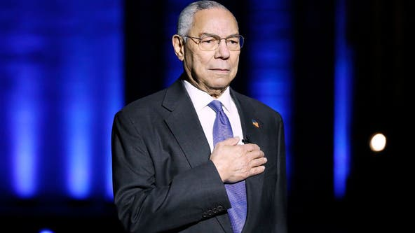 Colin Powell, former US secretary of state, dies of COVID-19 complications
