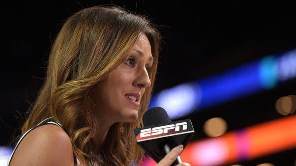 Allison Williams leaving ESPN over COVID vaccine mandate