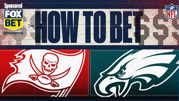 NFL odds: How to bet Buccaneers vs. Eagles, point spread, more