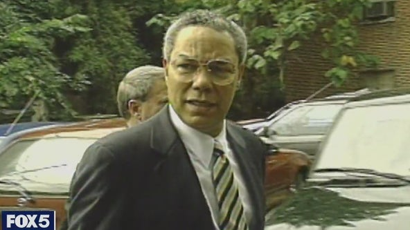 Colin Powell's legacy lives on in CCNY school that bears his name