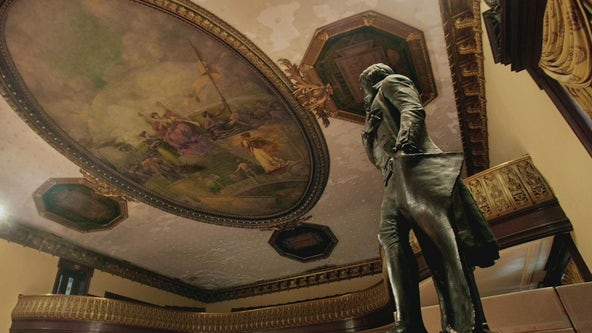 City Hall's Thomas Jefferson statue to be moved but fate unclear