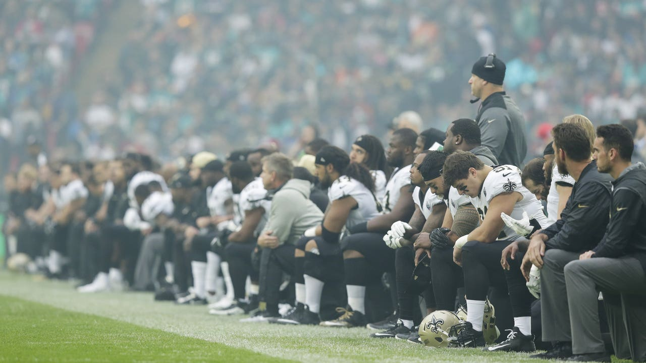 Despite Far More Support Kneeling Might Not Be Widespread In Nfl