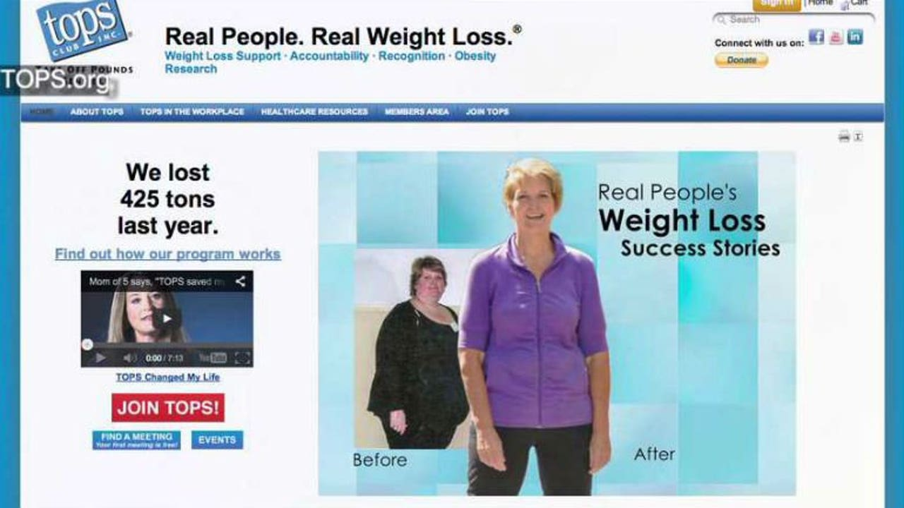 The Secret To Weight Loss And Keeping It Off One Wisconsin Weight Loss Group Claims To Know The Trick