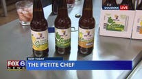 The Petite Chef normally offers family cooking classes, during the pandemic they've opened their kitchen for a