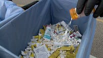 Mount Pleasant drug take back event to be held Oct. 23
