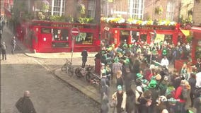 St. Patrick's Day celebrations look a lot different this year because of COVID-19 pandemic