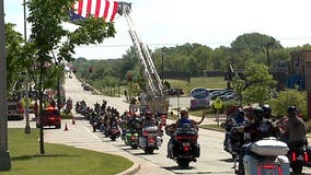 C.O.P.S. motorcycle ride raises money for families impacted by deaths in the line of duty