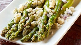 It's asparagus season! Check out this quick, easy salad recipe