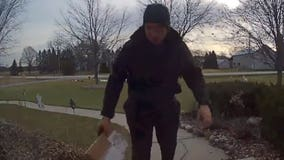 Recognize him? Oak Creek police need help to ID suspected package thief