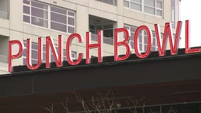 Punch Bowl Social reopening, closed since 2020 due to COVID
