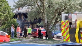 Fire in Jackson damages apartment building; 4 families displaced