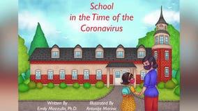 Marquette professor writes 'School in the Time of the Coronavirus' children's book