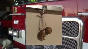 'We should be better than this:' Firefighters group responds to figurine hanging in fire station