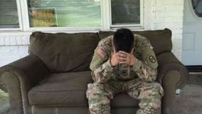 Soldier returns from Hurricane Florence relief efforts, finds home ransacked