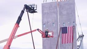 Vertical construction now underway at Foxconn complex in Mount Pleasant