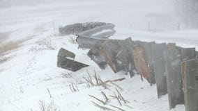 Snow records toppled in Wisconsin, South Dakota, Minnesota