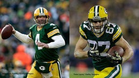 Brett Favre, Jordy Nelson to be inducted into Wisconsin Athletic Hall of Fame in June 2020