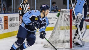 Admirals inch closer to playoff berth, beat Rampage 6-1