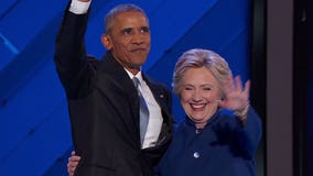 Gallup poll: Former Pres. Barack Obama, Hillary Clinton remain the most admired man, woman in US